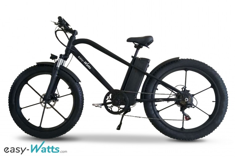 e-fat bike vélo électrique easy-watts batterie samsung