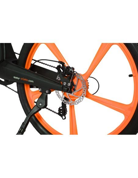 roues vtt électrique