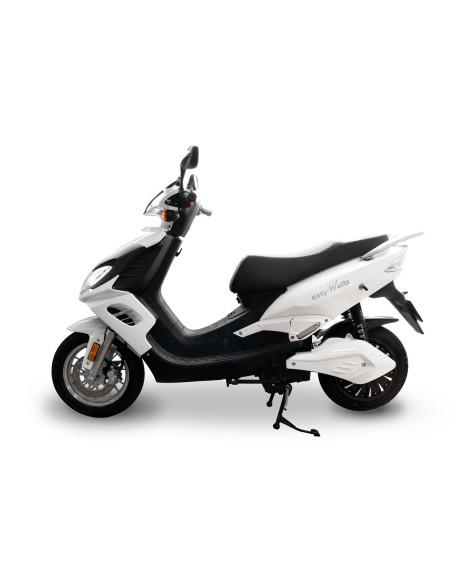 110 km d'autonomie pour ce scooter électrique