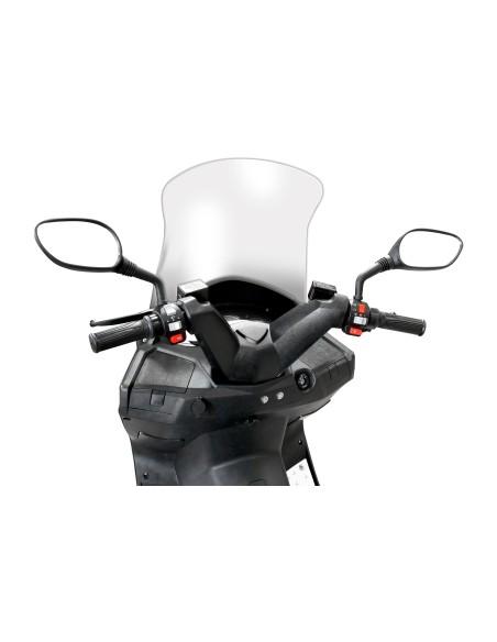 tableau de bord e-jet : scooter électrique puissant
