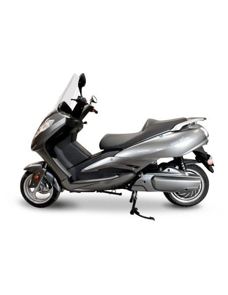 scooter électrique jusqu'à 220 km d'autonomie ! e-jet