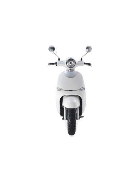 scooter 100% électrique nouveau vintage look rétro