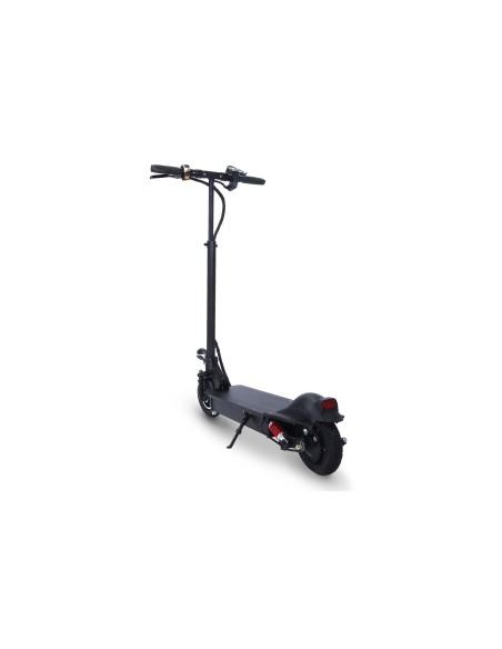 trottinette électrique noire e-rocket easy-watts