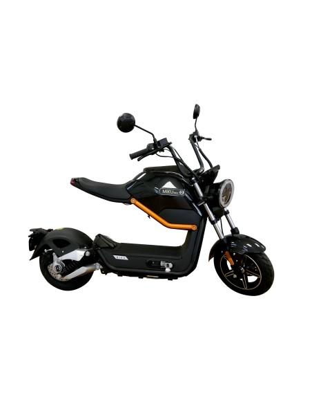 moto électrique e-miku disponible dès 14 ans