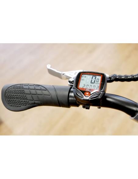 Compteur LCD de la trottinette électrique pliante e-monster
