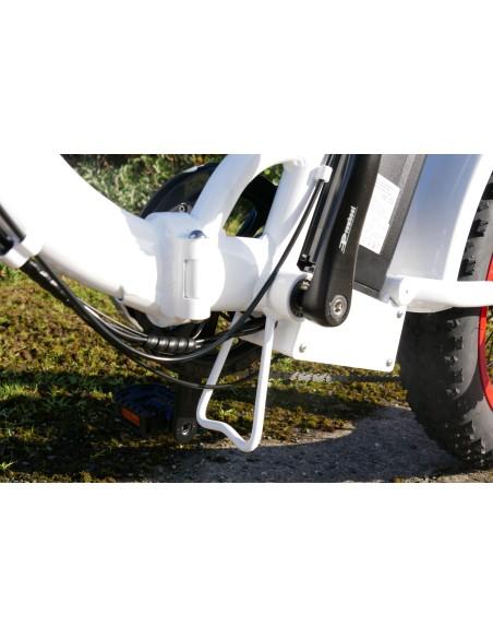 attache et batterie samsung de vélo à assistance électrique e-nomad S