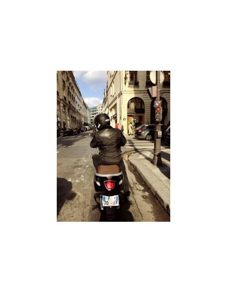 scooter électrique e-swan parfait pour une balade en ville