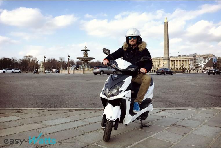 Scooter électrique pas cher 50 e-Opai