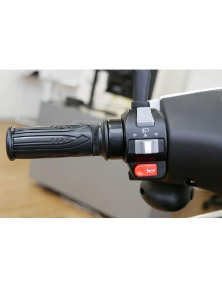 Clignotants et klaxonnes du scooter électrique e-stock