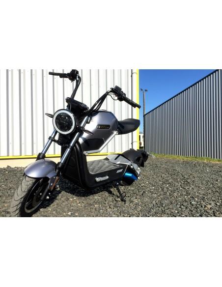 moto électrique adulte homologuée route Miku Max