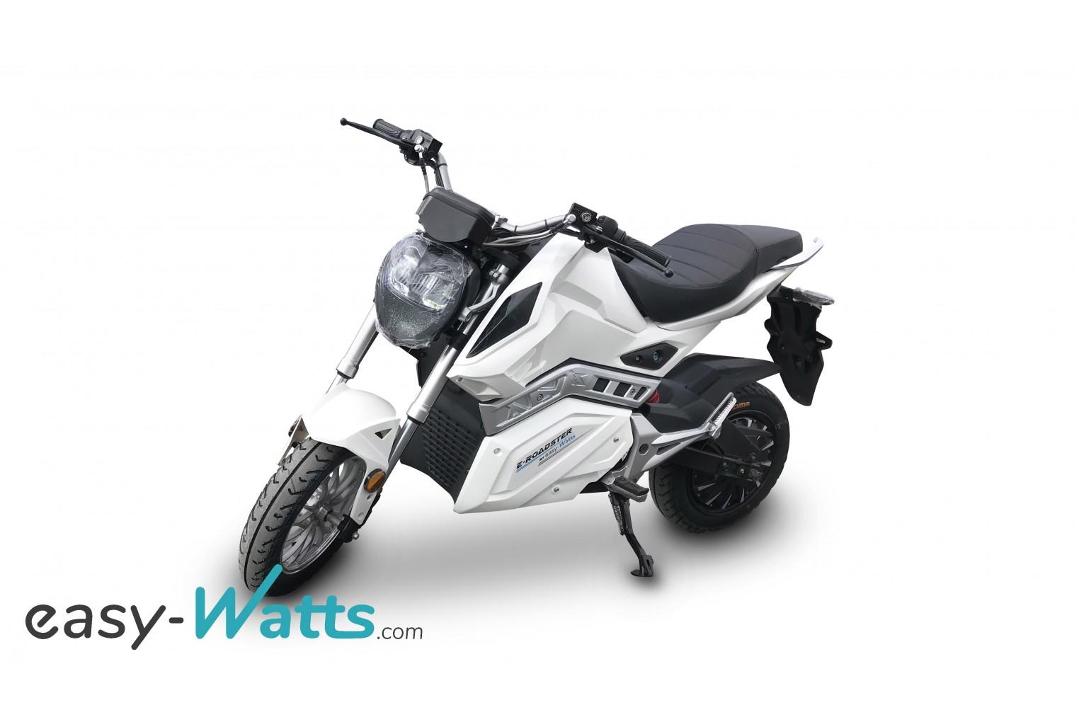 Moto électrique 50 Cc E Roadster élégance Et Puissance