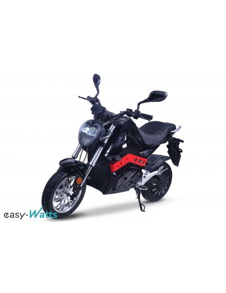 moto électrique 50cc roadster route pour adulte
