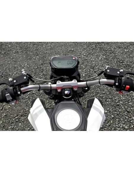Tableau de bord de la moto électrique 125