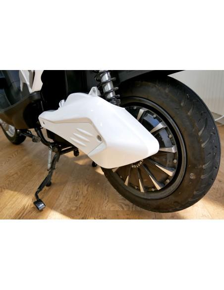 Bras oscillant et moteur en moyeu de roue arrière QSMotor e-Stock MAX