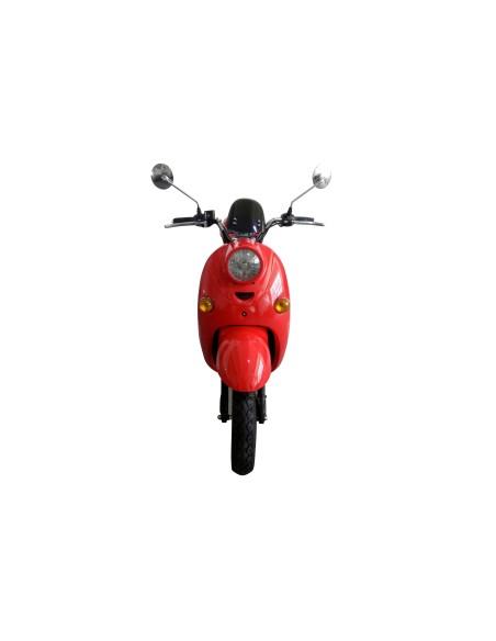 scooter électrique pas cher vue de face