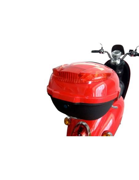 topcase offert pour ce superbe scooter électrique
