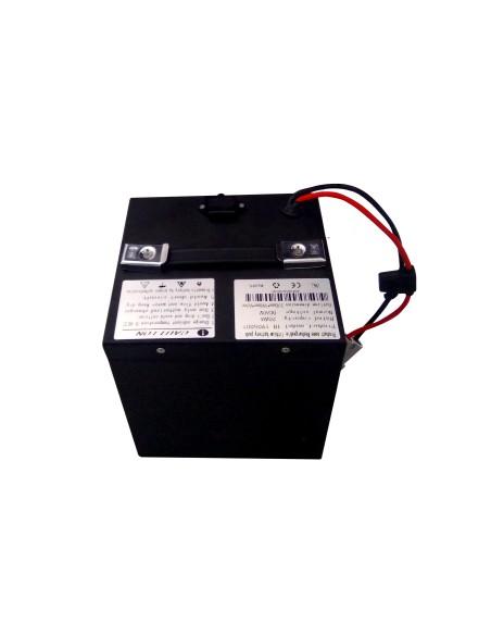 Batterie amovible au lithium pour scooter électrique Emma d'east-watts