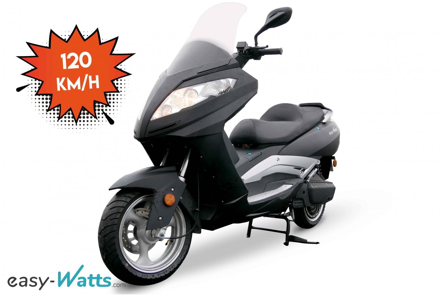 Maxi Scooter Electrique E Jet De 9000 Watts
