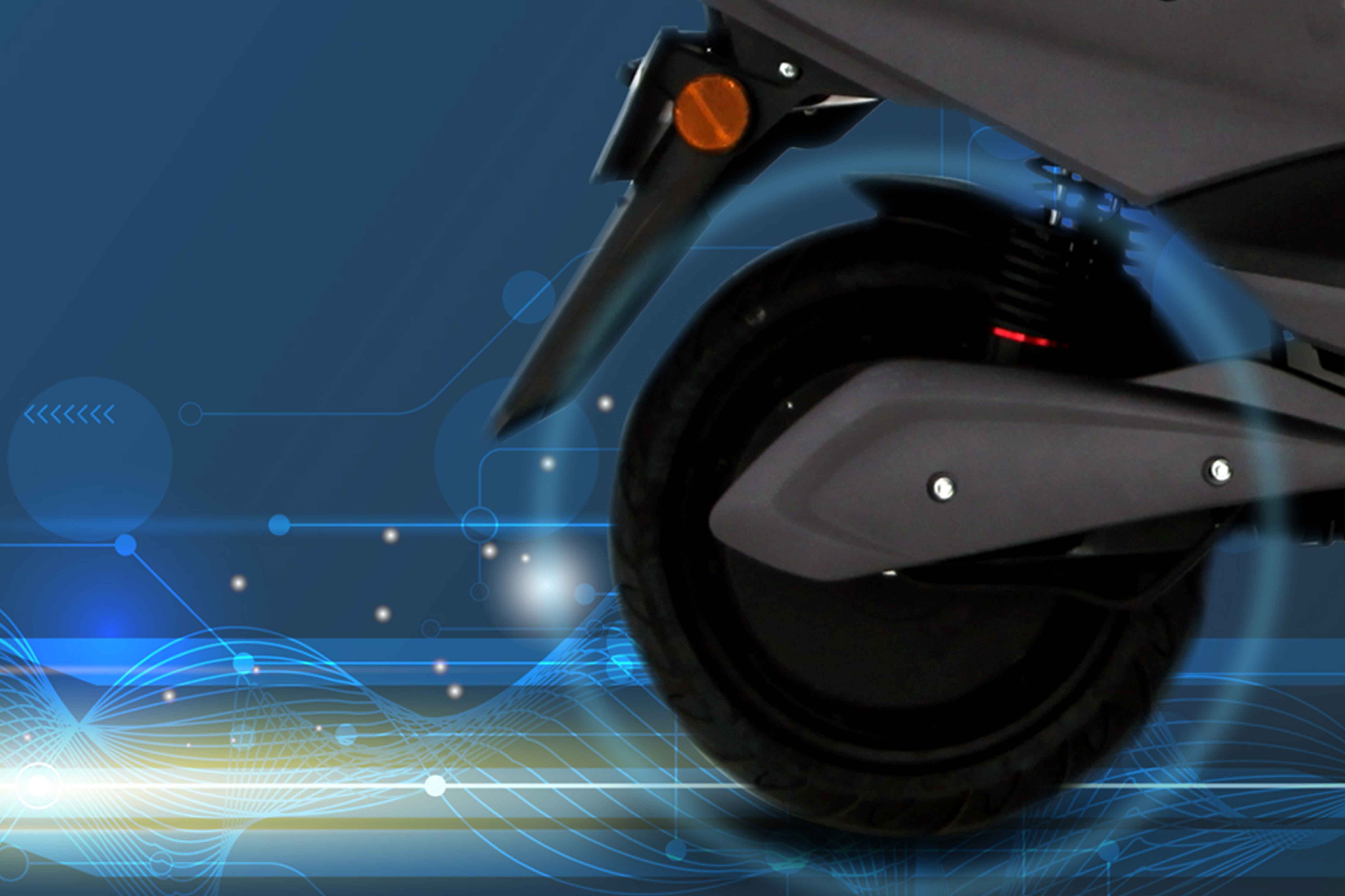 moteur electrique scooter