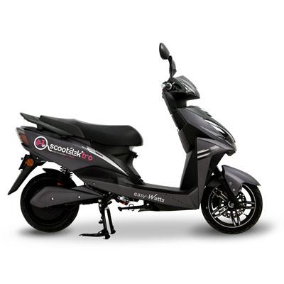 flotte scooter electrique 50 125 collectivité ville