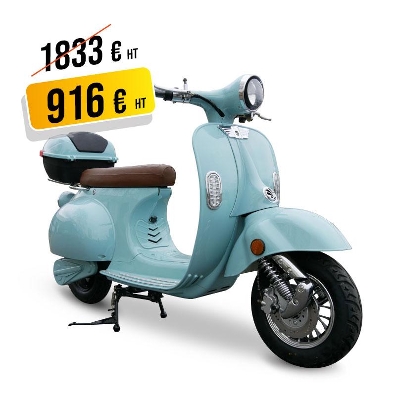 prime professionnel scooter electrique île de france