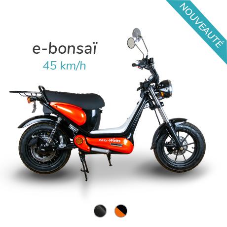 meilleur scooter electrique 50 e-bonsai
