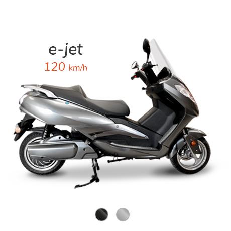 meilleur scooter maxi scooter electrique 125 e-jet