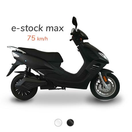 meilleur scooter electrique 125 e-stock max